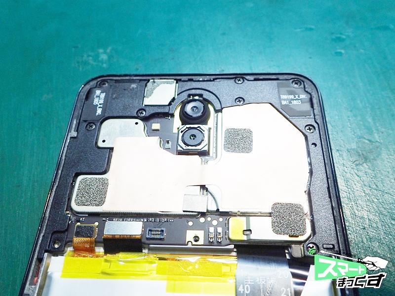 ZenFone 5Q ZC600KL 分解