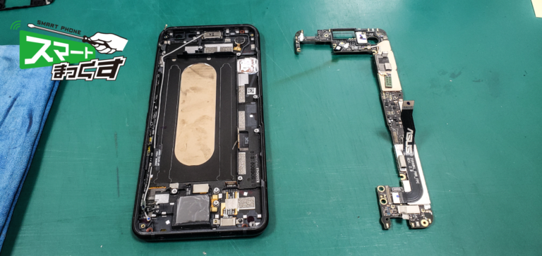 ASUS ROG Phone2画面修理.8
