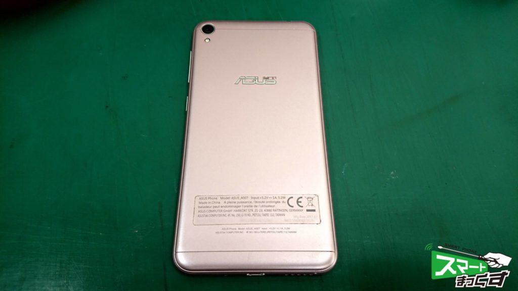 Zenfone Live ZB501KL ガラス割れ交換修理!-2