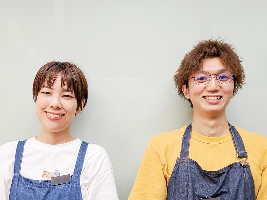 大阪梅田店スタッフ写真